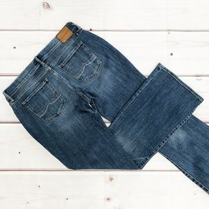 "Lucky Brand | ""Sweet n Low"" Bootcut Jeans 6/28"